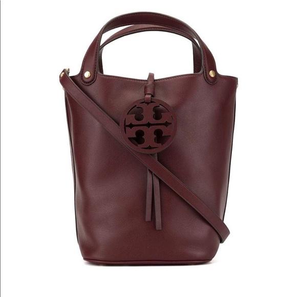 Tory Burch Handbags - NEW!! Tory Burch Miller Bucket Tote